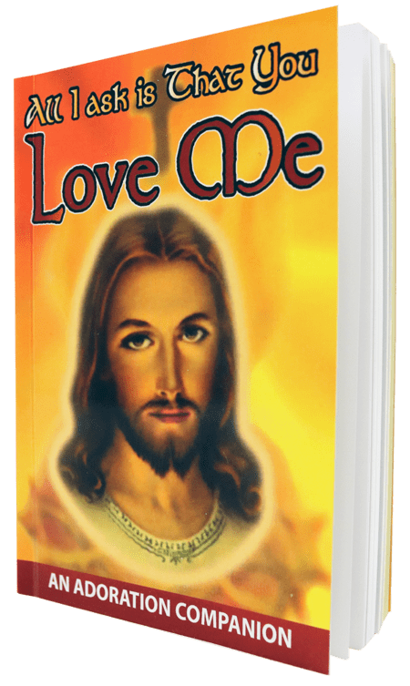 All I ask Is That You Love Me Book Cover